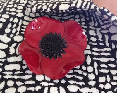 I love poppies maureen haddock poppy protocol from the cookie jar of course like most canadians i also wear a remembrance poppy for the days preceding november eleventh from the last friday in october through to the end mightylinksfo